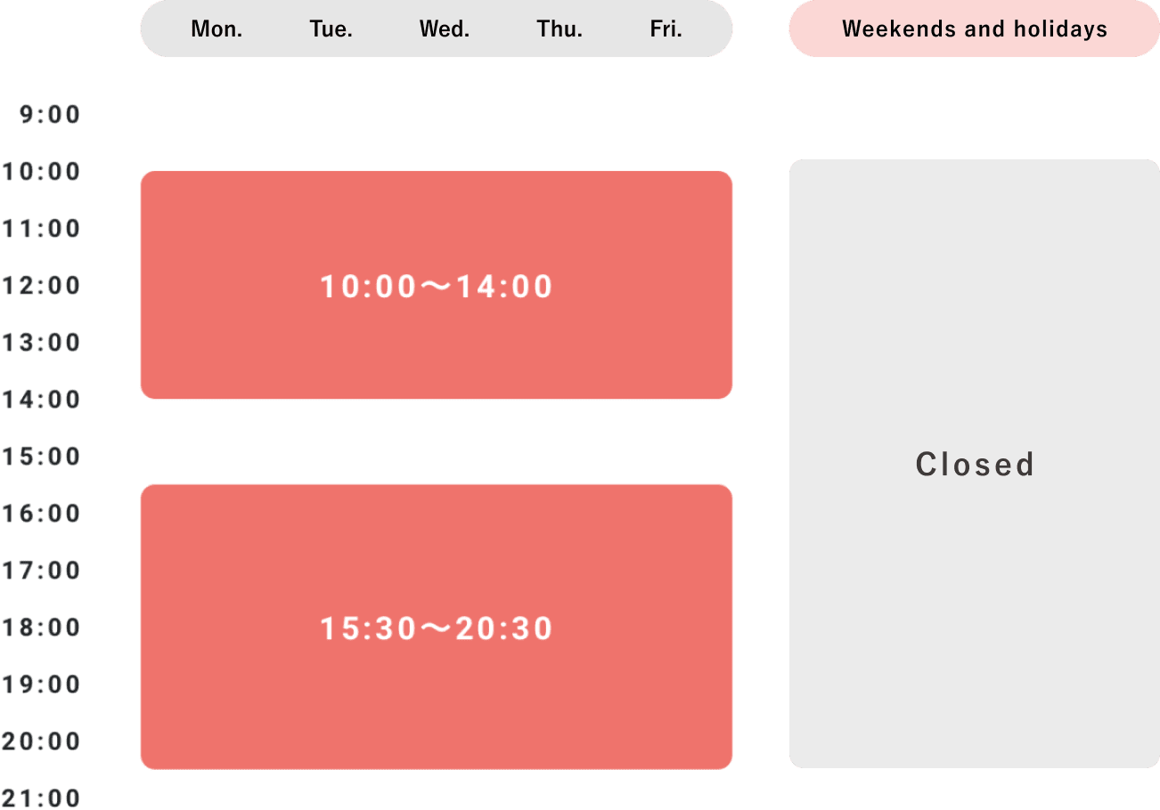 Clinic Hours